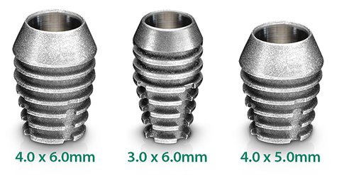 Bicon Short Dental Implants