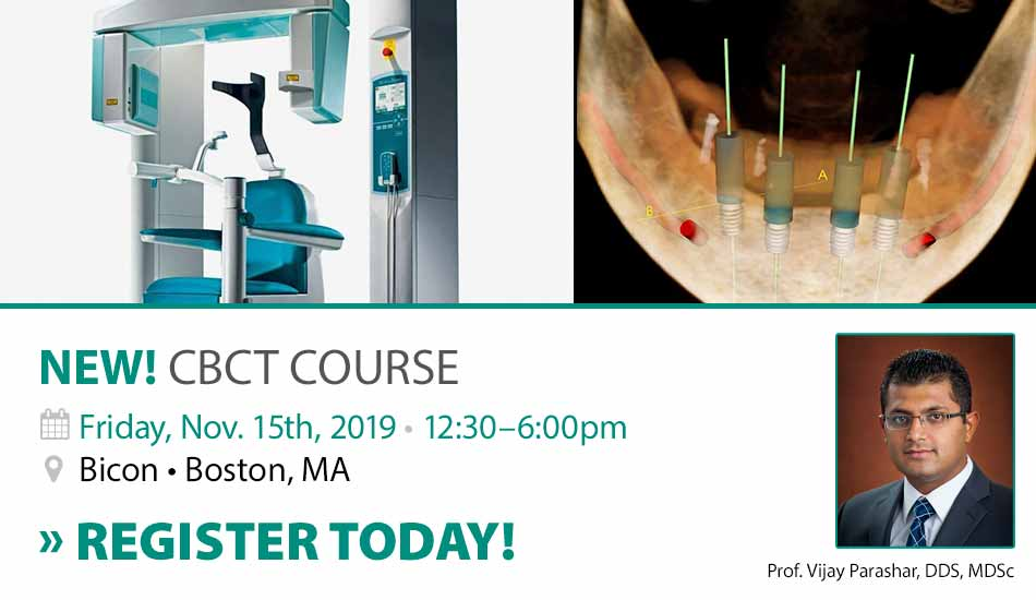Systematic CBCT Interpretation Course