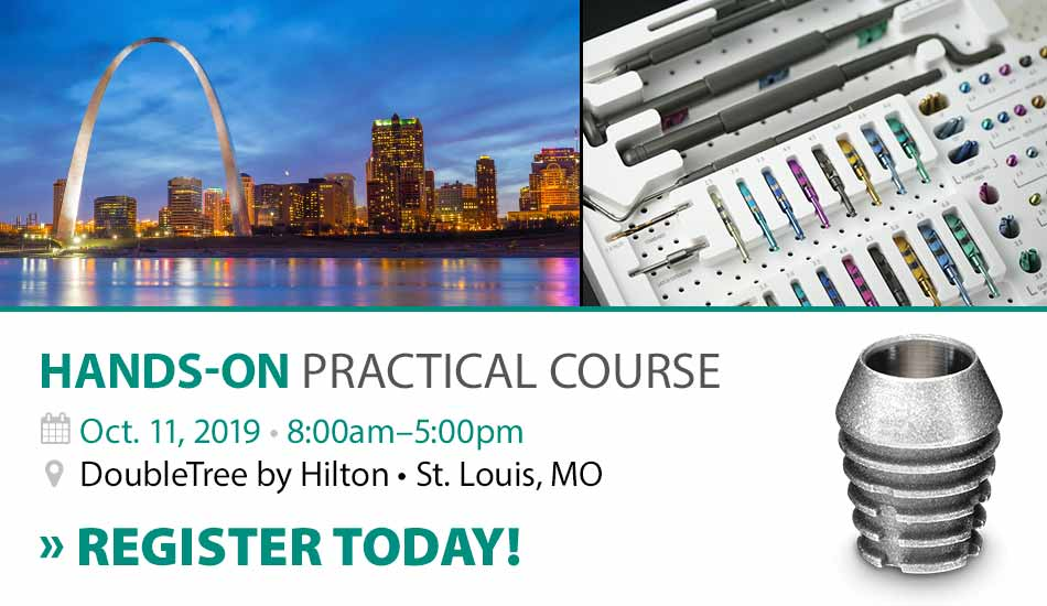 Hands-On Practical Course in St. Louis, MO