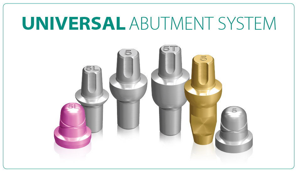 Bicon Universal Abutments