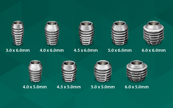 Bicon Dental Implants | Product Information | SHORT® Implants